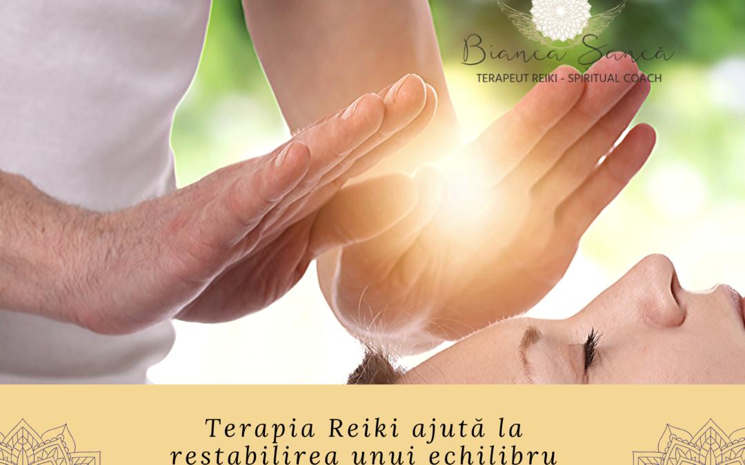 Terapia Reiki activează forța intuiției